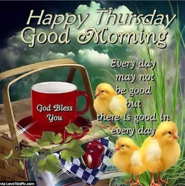 Happy Thursday Good Morning Image 3 Happy Thanksgiving Quotes