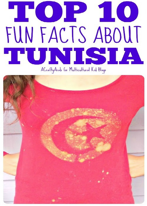 Ten Fun Facts about Tunisia - Multicultural Kid Blogs