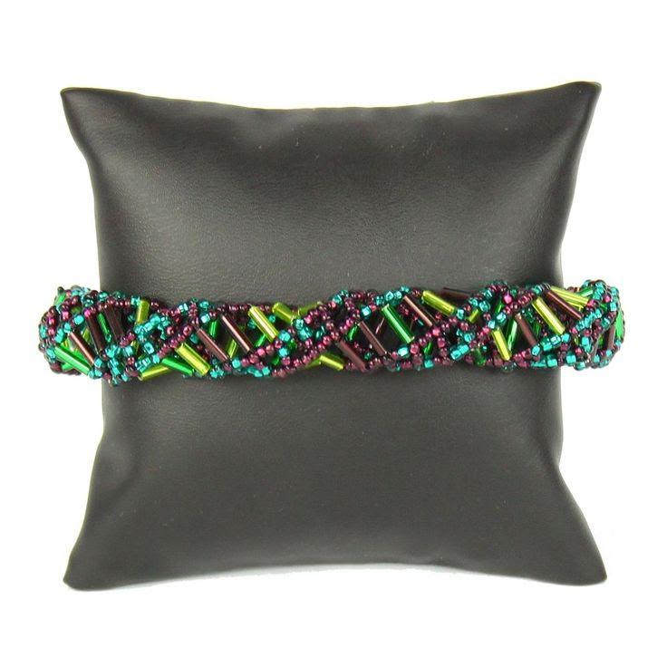 DNA Beaded Bracelet
