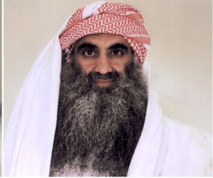 Jalid Sheij Mohammed, el principal acusado.
