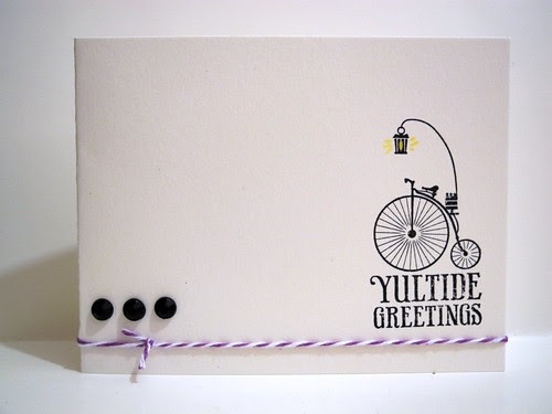 Yuletide Greetings