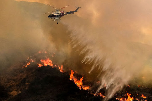 Media Blame Wildfires on Climate Change, Ignore 'Human-Driven Decline' in Global Fire