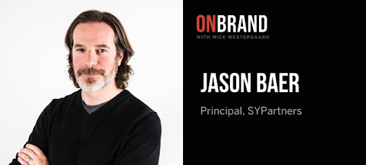 Distrupting the Definition of Branding with Jason Baer - Brand Driven Digital