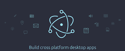Setting up Electron framework for Desktop apps
