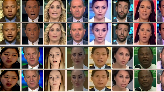 "This algorithm automatically spots ""face swaps"" in videos - MIT Technology Review"