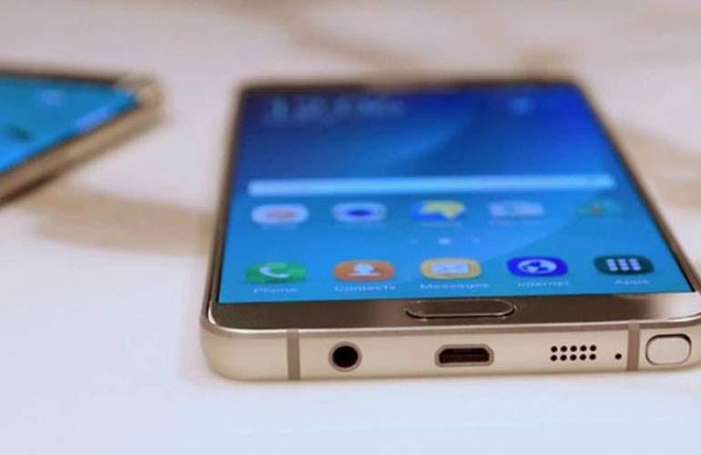 Samsung Galaxy Note 6 podría tener un procesador Snapdragon 823