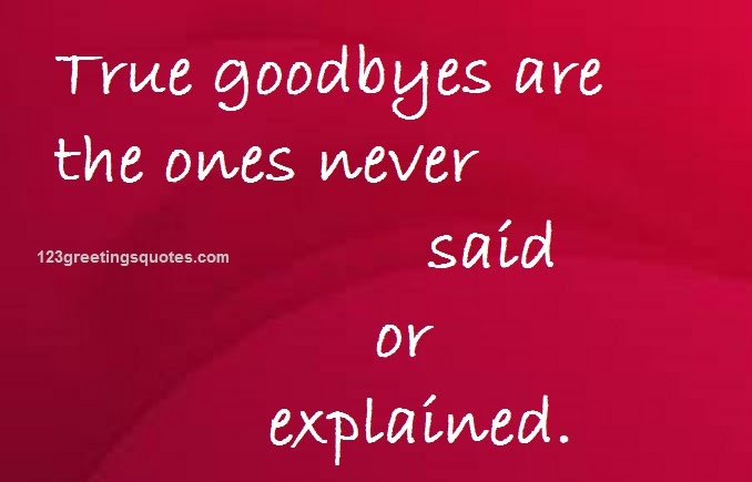 Good Bye Quotes For Seniors Touching Farewell Words Images Best