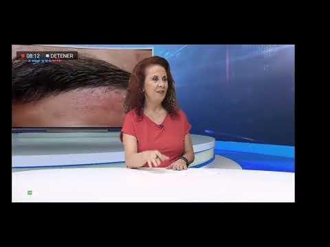 Entrevista en TV a Grant Ashley Micropigmentación