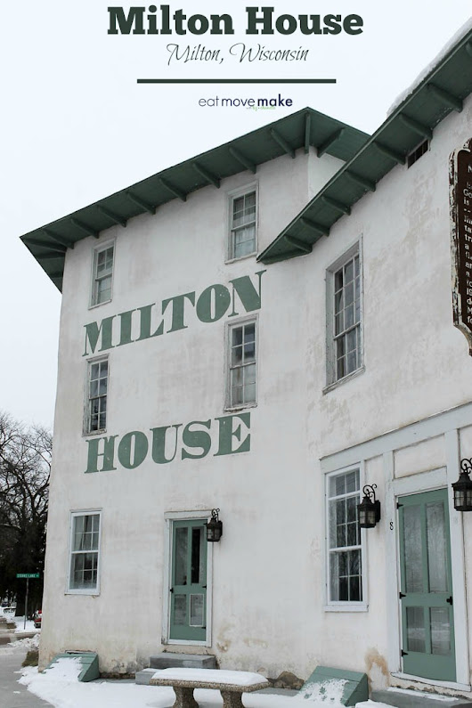 Milton House Museum - Underground Railroad Tunnel in Milton, Wisconsin