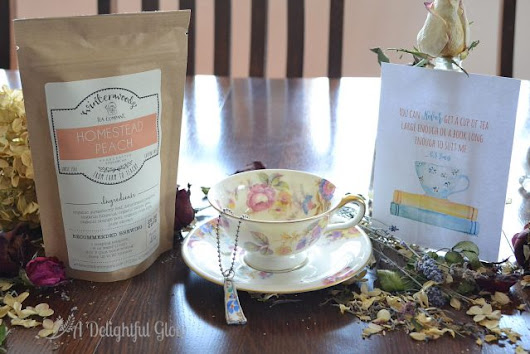 Cuddle Up Cozy Teatime Giveaway * A Delightful Glow