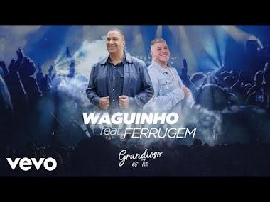Waguinho lança EP com participação de Ferrugem, Cristina Mel e Willian Nascimento - Samba na Harpa