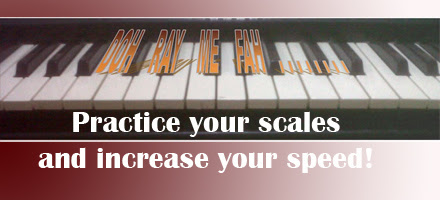 Exploring Piano Scales