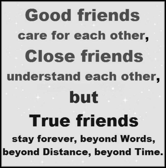True Friends Stand The Test Of Time Pictures Photos And Images For