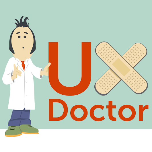 Website under the weather? Get a prescription from the UX Doctor