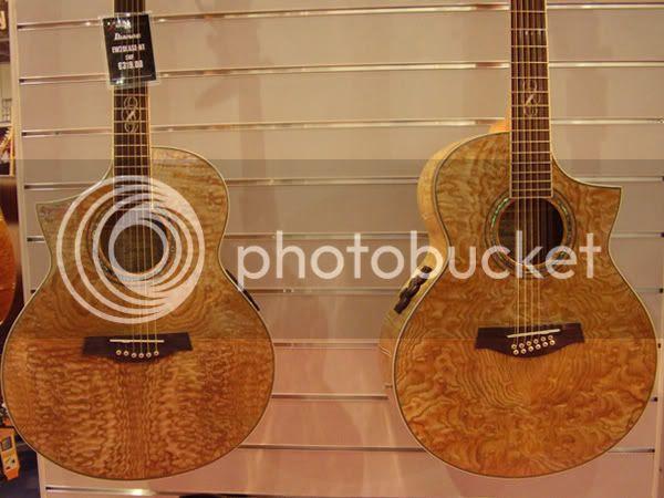 Ibanez acoustics