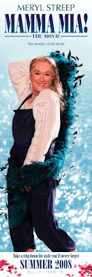 Meryl Streep as Donna in Mamma Mia - The Movie
