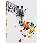 TreeFree Greetings Checking In Giraffe Eco Journal