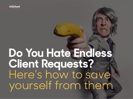 Creative Freelancers - Save yourself from endless client requests