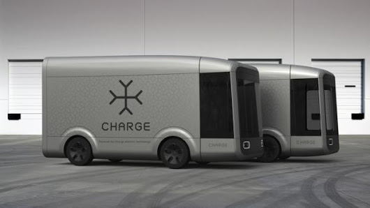 Can a smartphone designer reinvent the lorry?