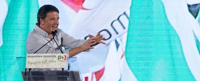 Caro Matteo Renzi, dispiace assistere al tuo suicidio politico. Salvati!