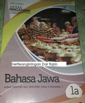 Lks Bahasa Jawa Kelas 10 Semester 1 Kurikulum 2013 - Dunia ...