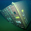 10,000 Shipping Containers Lost At Sea Each Year…Here's a Look At One