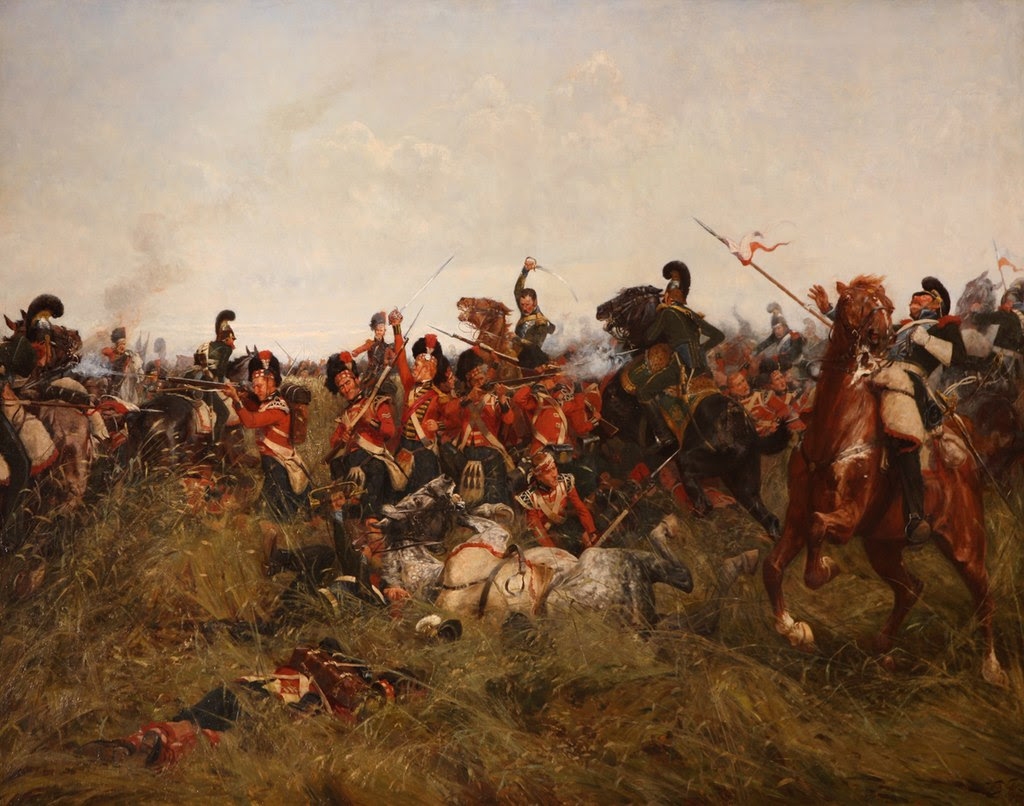 Wollen, Battle of Quatre Bras.jpg