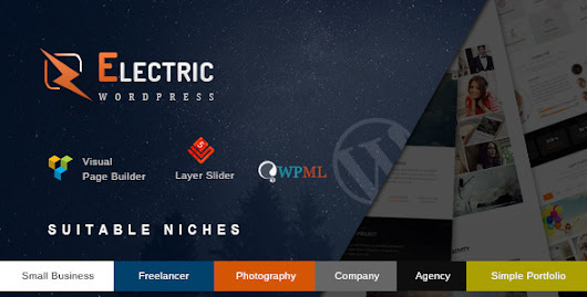 Electric - The Premium Wordpress Theme