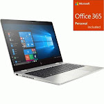 "HP EliteBook x360 830 G6 13.3"" Touchscreen 2 in 1 Notebook - + Office 365 Bundle"