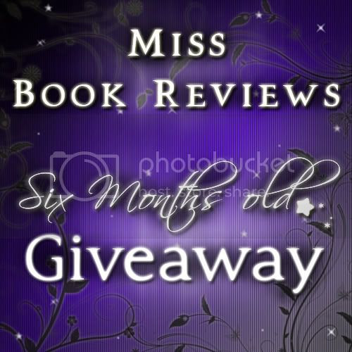 Miss Book Reviews Six Month Old Giveaway