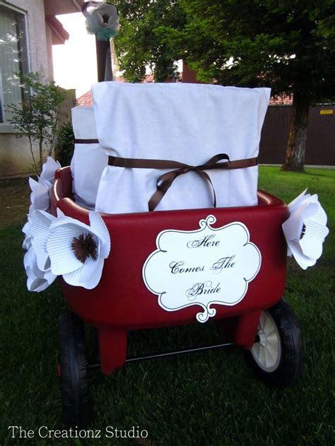 Best 25  Ring bearer wagon ideas on Pinterest   Ring