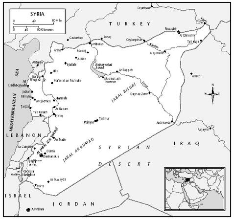 Image Result For Syria Middle