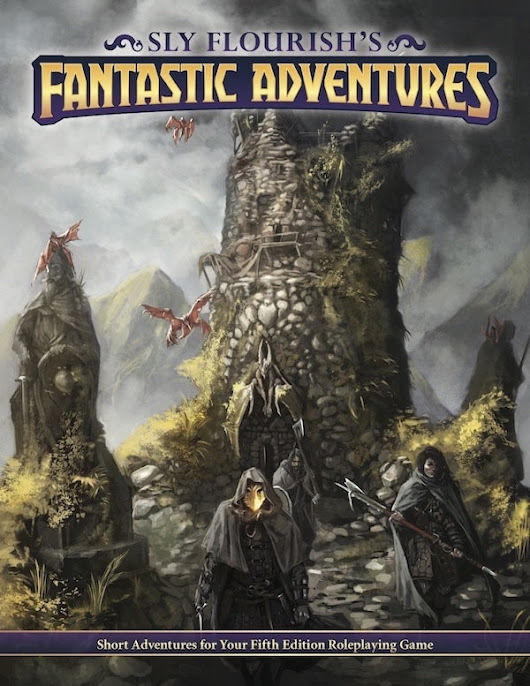 Dungeons of Fate: Sly Flourish