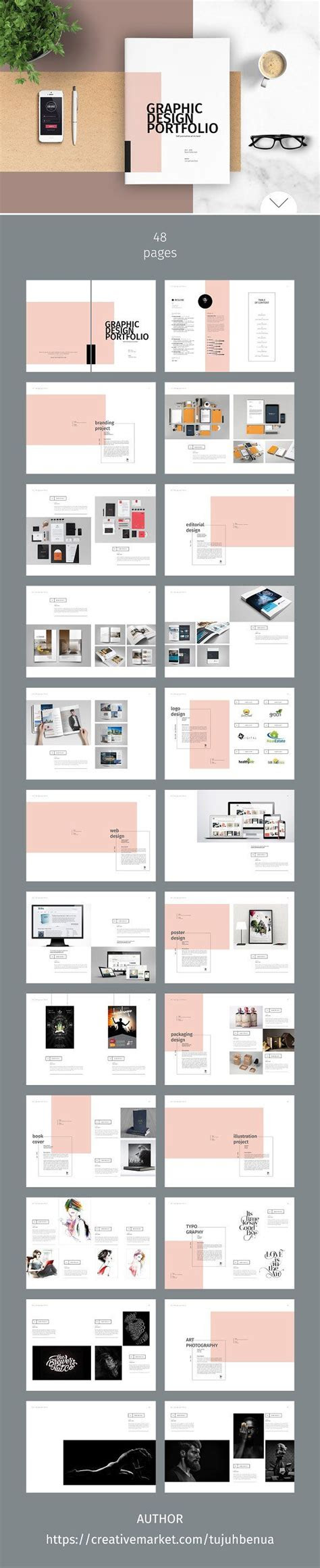 Graphic Design Portfolio Book Layout Template,Wrist Name Tattoos Designs On Arm