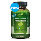 Irwin Naturals - Nature's Laxative Stool-Softener - 60 Softgels