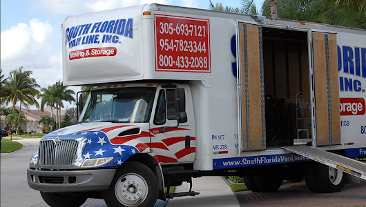 Moving and Storage • South Florida Van Lines