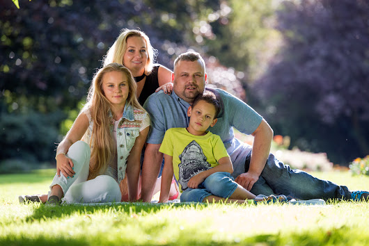Family Portrait Photoshoot Worcester Worcestershire Midlands