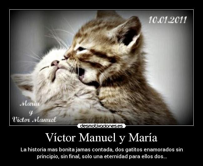 Victor Manuel Y Maria Desmotivaciones