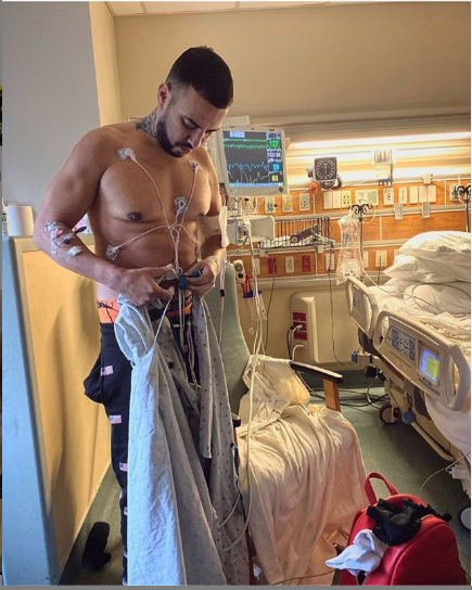 French Montana reveals he's out of ICU and getting better (Photo)
