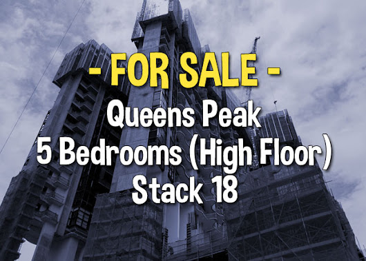 Queens Peak 5 Bedrooms Stack 18 - High Floor! Perfect for Big Families!