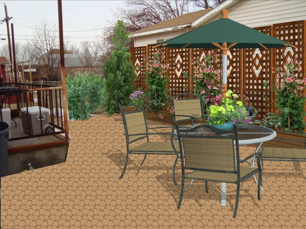 Country Backyard Ideas