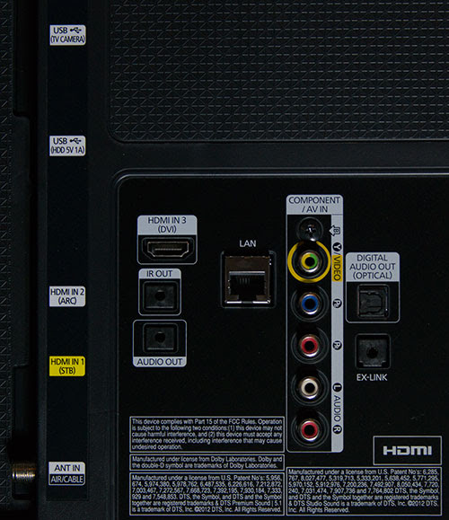 Samsung Smart Tv Rca Audio Out