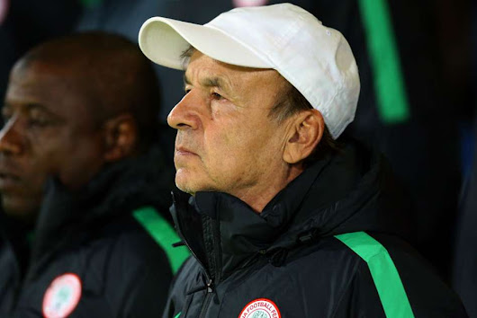 Rohr Demands Total Concentration On Friday - Latest football news in Nigeria - Footballlive