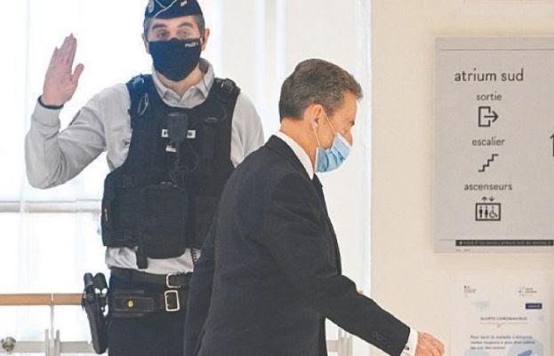 Former French president Nicolas Sarkozy convicted of graft | World News