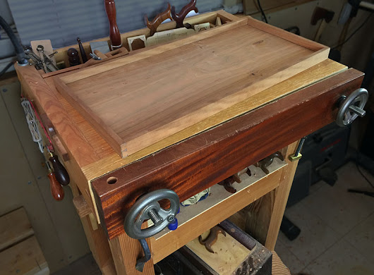 A Joinery Workbench is a Valuable Addition to Any Workshop | The Renaissance Woodworker