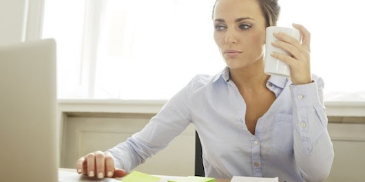 5 Weird Things Your Desk Job May Be Doing To Your Body