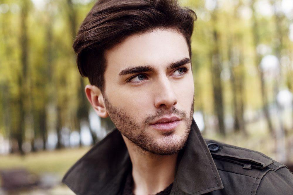 Frisuren Für Männer Mit Hoher Stirn Ginatantyas Web