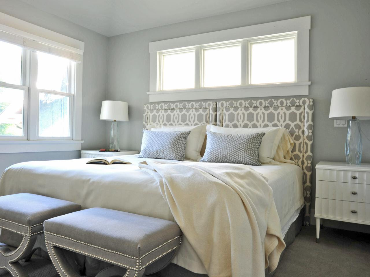 grey paint colors for bedroom
