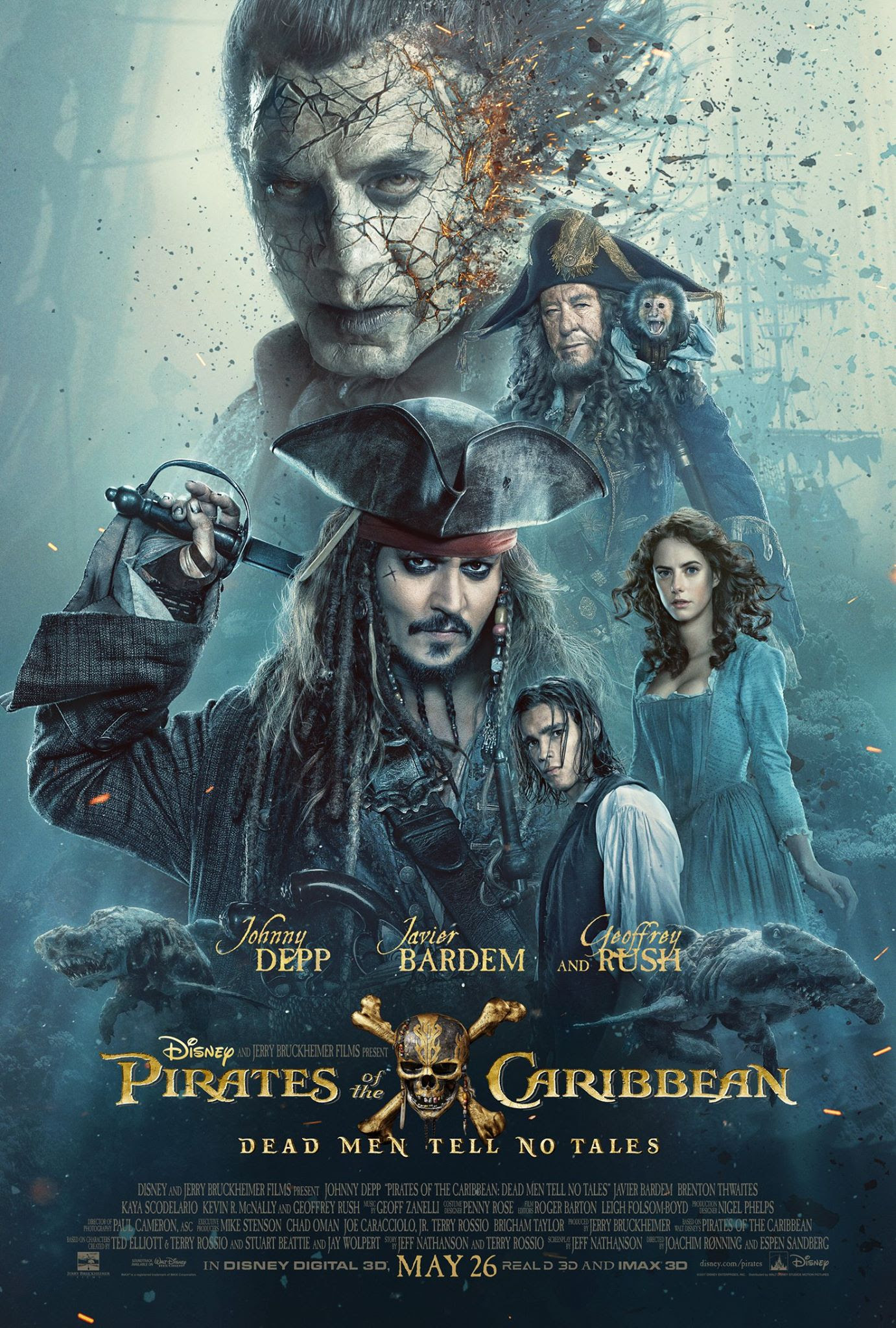 Image result for pirates of the caribbean dead men tell no tales movie