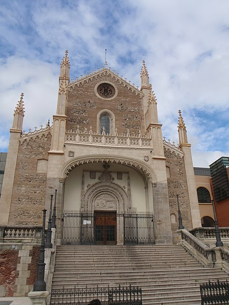 Archivo:Iglesia de San Jerónimo el Real (Madrid) 04.jpg